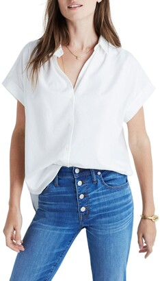 Madewell Central Blouse