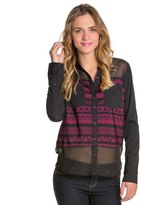 Hurley Wilson Novelty L/S Button Up 8121748