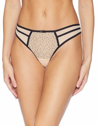 Freya Women's Taboo Low Rise VPL-Free Cheeky Brazilian Panties