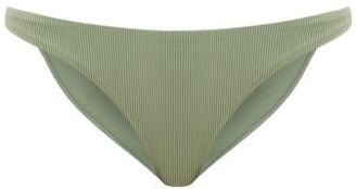 JADE SWIM Most Wanted Bikini Briefs - Womens - Dark Green