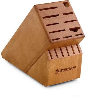 Wusthof 17-Slot Cutlery Block
