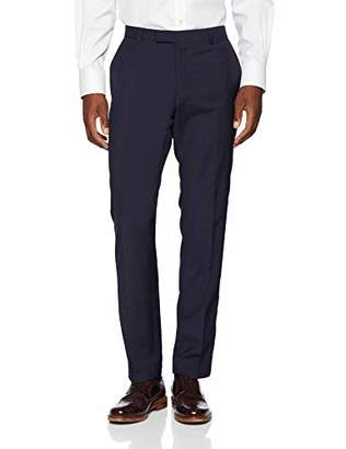 Strellson Men's 11 Jans 10000373 02 Suit Trousers, (Dark Grey 023)