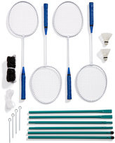 Celebrate Shop 4-Player Badminton Set