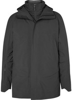 Arcteryx Veilance Arc'teryx Veilance - Patrol Shell Jacket With Detachable Quilted Down Liner - Charcoal