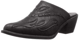 Roper Women's Rockstar Interlace Mule