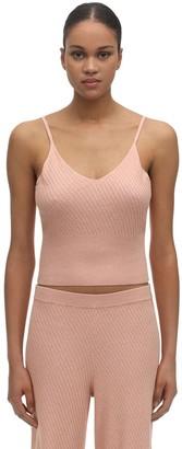 Deidre Cotton Knit Camisole Top