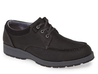 Hush Puppies R Beauceron Water Resistant Moc Toe Derby
