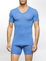 Calvin Klein Mens Body Modal V-Neck T-Shirt Underwear