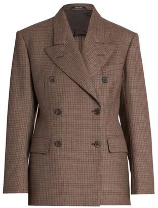Maison Margiela Tweed Wool Jacket