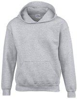 Gildan Mens Sweatshirts-Hoodies-Heavy BlendTM youth hooded sweatshirt