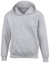 Gildan Mens Sweatshirts-Hoodies-Heavy BlendTM youth hooded sweatshirt
