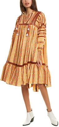 Dodo Bar Or Elena Midi Dress