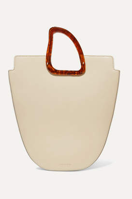 Off-White Naturae Sacra - Ourea Large Leather And Resin Tote