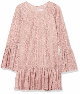 BCBGeneration Women's Double Tiered A-line Dress