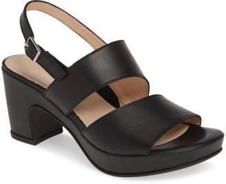 Wonders Block Heel Sandal