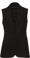 Martin Grant Tuxedo Vest Gilet