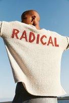 BDG Radical Drop-Shoulder Pullover Sweater