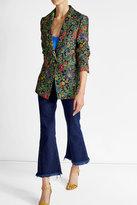 3.1 Phillip Lim Embroidered Blazer with Silk
