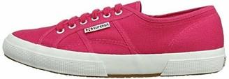 Superga 2750-cotu Classic Unisex Adults' Trainers Pink - Pink 6.5 UK (40 EU)