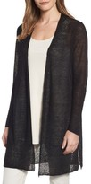 Eileen Fisher Petite Women's Hemp Blend Long Cardigan