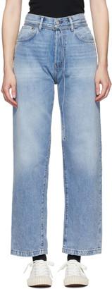 Acne Studios Blue Bla Konst 1991 Vintage Trash Jeans