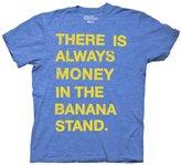 Ripple Junction Arrested Development There's Always Money Men's T-shirt