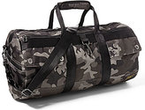 Polo Ralph Lauren Camo-Print Military Duffle Bag