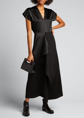 Zero Maria Cornejo Freya Maxi Dress