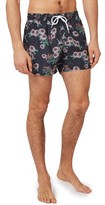 Topman Men's Floral Print Swim Shorts