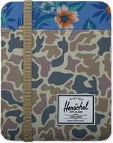 Herschel Duck Camo/Paradise Cypress Sleeve for iPad