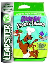 Leapfrog Leapster Arcade: Scooby-Doo