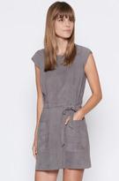 Joie Maroone Suede Dress