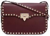Valentino Garavani 'Rockstud' flip-lock shoulder bag