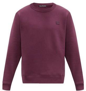 Acne Studios Fairview Cotton-jersey Sweatshirt - Pink