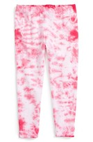 Splendid Girl's Tie Dye Leggings