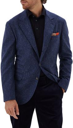 Brunello Cucinelli Men's Donegal Herringbone Sport Jacket