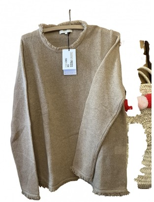 L'atelier 13 Camel Cashmere Knitwear for Women
