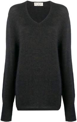 Ma Ry Ya relaxed V-neck jumper