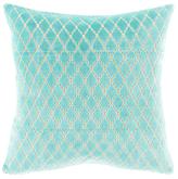 Surya Lattice Decorative Pillow
