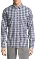 Bonobos Summerweight Checkered Cotton Button-Down Shirt