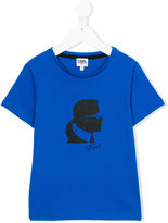 Karl Lagerfeld printed T-shirt - kids - Cotton - 2 yrs