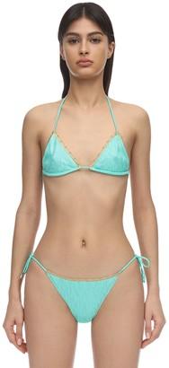 Missoni Raschel Knit Bikini