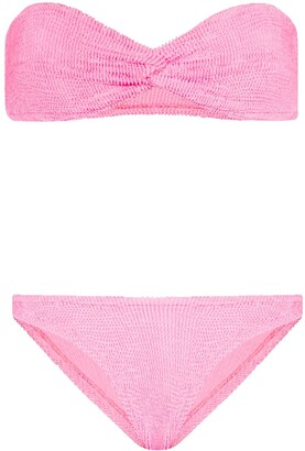 Hunza G Bandeau Bikini