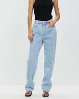 Thumbnail for your product : Neuw Women's Blue Wide leg - Sade Baggy Jeans - Size 30 at The Iconic
