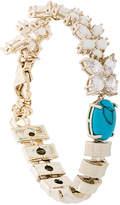 Iosselliani Elegua turquoise bracelet