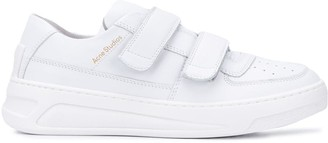 Acne Studios Steffey touch-strap sneakers