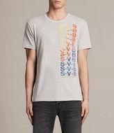 AllSaints Subbed Crew T-Shirt