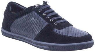 English Laundry Chase Suede & Leather Sneaker