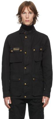 Belstaff Black Field Vintage Jacket