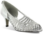 Easy Street Shoes Sparkle Women's Dress Heels